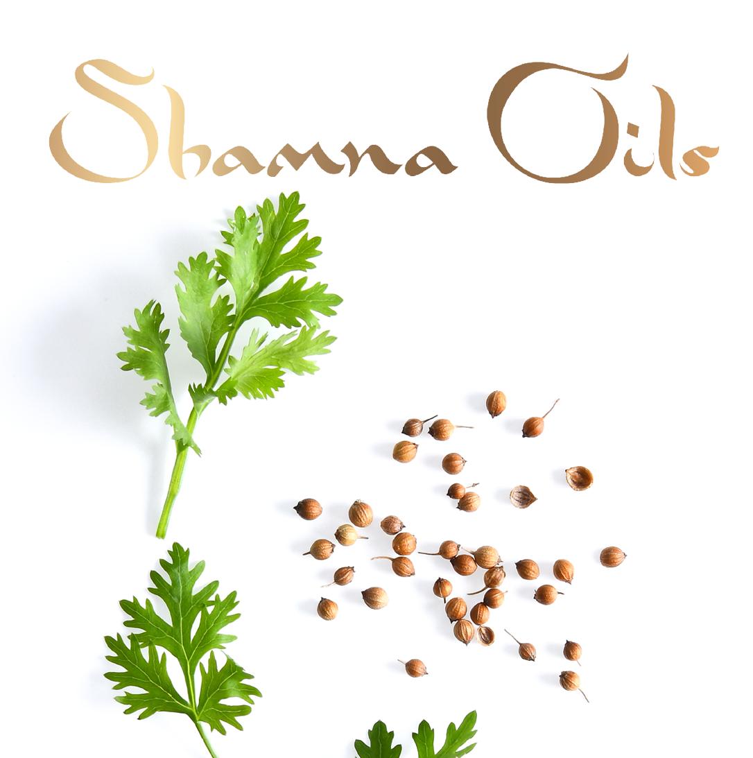 SHAMNA OILS מיתוג