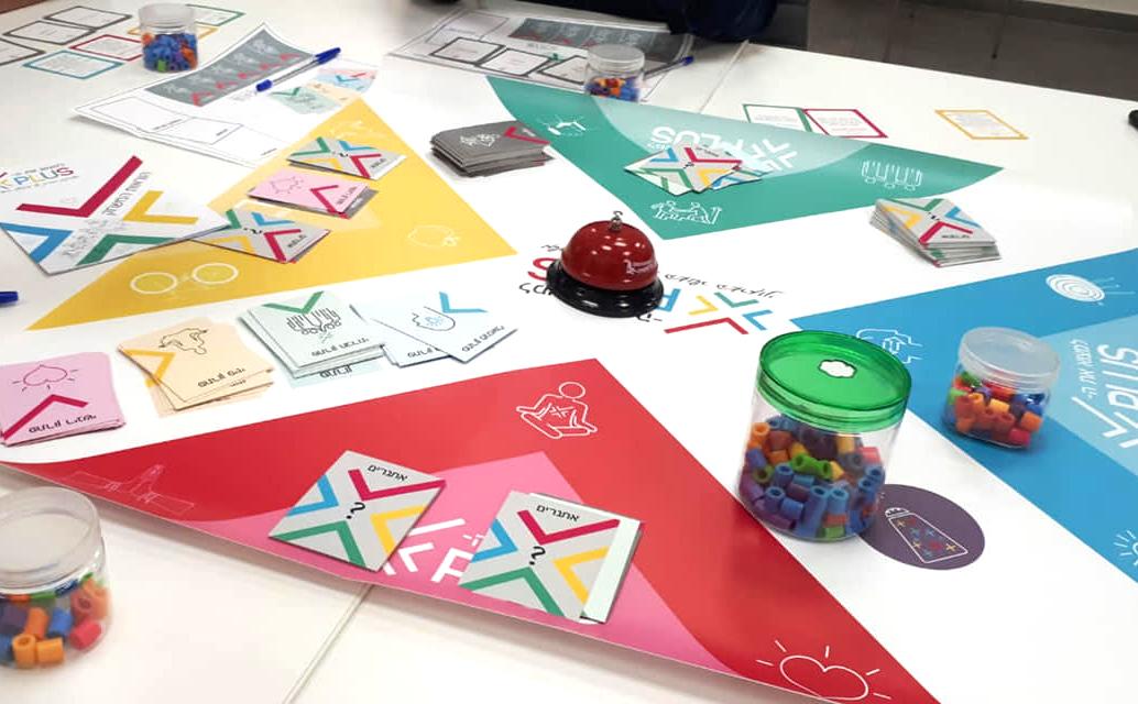 עיצוב משחק למצוא את הפלוס לאושר ארגוני